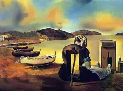 الفنان سلفادور دالي Salvador-Dali-meuble